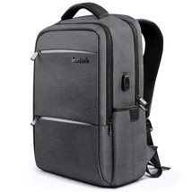 Inateck Large School Bag Business Travel Laptop Backpack With USB Chargi... - $37.39