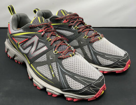 New Balance 610 V3 Trail Athletic WT610BB3 AT Gray Red Womens Size 9 Fas... - $29.39