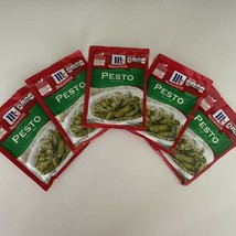 McCormick Pesto Sauce Mix (Pack of 5) .5 oz Packets - $29.69