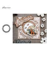 Metal Cutting Dies for Scrapbook Craft Cut Die Music Note Circle Background - $8.90