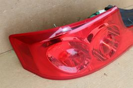 06-07 Infiniti G35 2DR Coupe LED Tail light Lamp Driver Left LH image 3