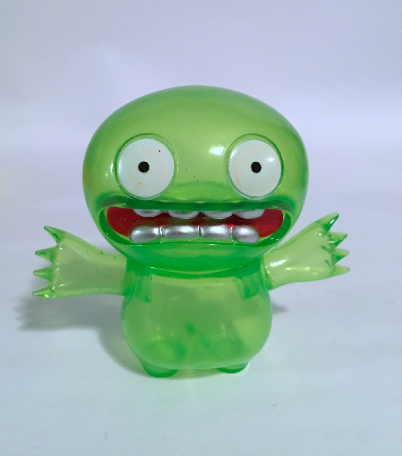 Horvath KFGU Chupacabra Monster MINI Green
