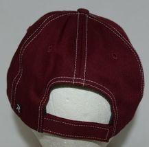 Richardson Contrast Stitching Maroon Charcoal Style 275 Baseball Hat Adjustable image 5