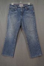 """Tommy Hilfiger """"TH"""" Petite Hipster Boot Distressed Denim Jeans - $14.95"""