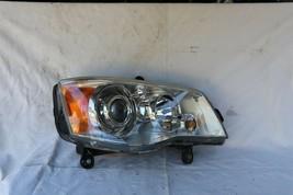 08-14 Chrysler Town & Country HID XENON Headlight Passenger Right RH image 1