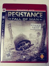 Resistance Fall Of Man GH (Sony Playstation 3 ps3) NEW Sealed GREATEST HITS - $12.25