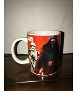 Captain Phasma Kylo Ren Stormtroopers Star Wars Galerie Coffee Mug Cup L... - $7.91