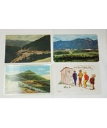Set of 4 Vintage 1960s Colorado Postcards Photographs Air Force Academy ... - $19.79