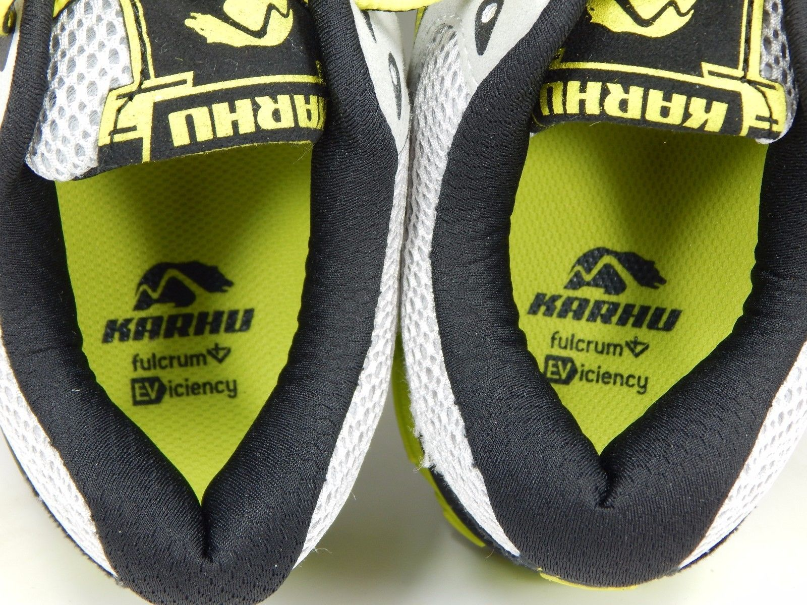 MISMATCH Karhu Fast 5 Fulcrum Men's Shoes Left Size 9 M (D) & Right 10 M (D)