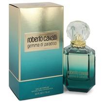 Roberto Cavalli Gemma Di Paradiso 2.5 Oz Eau De Parfum Spray image 4