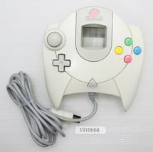 Dreamcast Controller White Sega working HKT-7700 Japan 1910b058 - $17.95