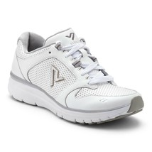 Vionic NRG Thrill Womens Leather Athletic Walking Sneakers   - $59.95