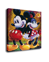 Disney Cartoon Series Art Oil Painting Print On Canvame s HoDecorMickey ... - $19.99+