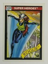 Marvel Universe 1990 Series 1 41 Rogue Trading Card X-Men - $1.97