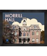 "University of Nevada Reno ""Morrill Hall"" 13 x 16 Art Deco Framed Print  - $39.95"