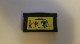 Monsters, Inc. (Nintendo Game Boy Advance, 2001) **CARTRIDGE ONLY** - $9.41