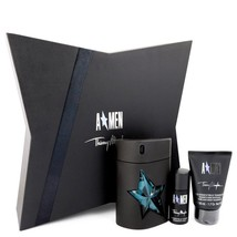 Thierry Mugler Angel 3.4 Oz EDT Spray + Shampoo 1.7 Oz + Deodorant 3 Pcs Set image 2