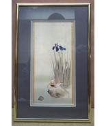 Art & Wall Accessories Chinese Watercolor Print 7 3/4in x 3 3/4in  * Paper - $23.72
