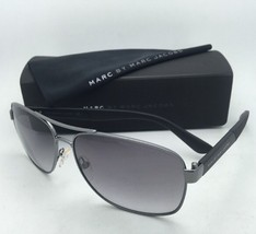 MARC By MARC JACOBS Sunglasses MMJ 431/S 67GEU Ruthenium-Black Frame w/Grey Fade