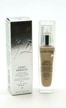 Lancome Teint Miracle Bare Skin Foundation Natural Light Creator - 02 Ly... - $51.57