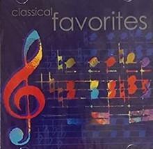 Classical Favorites  Cd image 1
