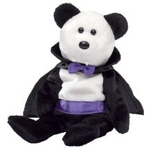 Ty Beanie Babies Count - Vampire Bear - $10.88