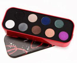 Make Up For Ever Artistic Palette 9 Artist Eye Shadow Limited Ed - $23.99