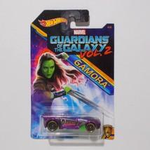 Hot Wheels Gamora Scorcher Car Guardians Galaxy Vol 2 2016 - $9.89