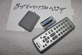 SONY RM-YD006 For KD-27FS170 KD-32FS170 KD-36FS170 Remote Tested- With B... - $23.75
