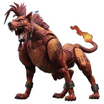 FINAL FANTASY VII ADVENT CHILDREN PLAY ARTS Kai Red XIII (PVC action fig... - $448.10