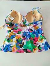 Nanette Lepore Multi Color Top Size 12 image 2