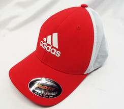 Adidas (L/XL) Golf ClimaCool Flexfit Fitted Cap Zonal COOL & DRY Ventilation NEW - $14.23