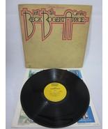 Jeff Beck Tim Bogert Carmine Appice Self-Titled 1973 LP Epic - $11.87