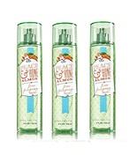 Bath & Body Works Peach & Honey Almond Fine Fragrance Mist - 3 Pack - $33.99