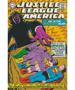 Justice League of America #59 VG; DC | low grade comic - save on shippin... - $9.25