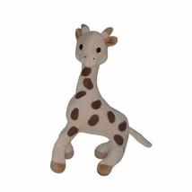"Sofie Giraffe Rattle by Vulli France Plush Stuffed Animal Toy 10"" - $11.88"