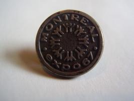 Expo 67 Souvenir Tie / Lapel Pin - $30.00