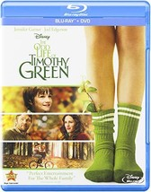 Disney The Odd Life of Timothy Green [Blu-ray + DVD]