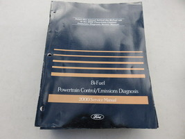 2000 Ford Bi-Fuel Powertrain Control/Emissions Diagnosis OEM Service Manual - $8.59