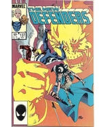 (CB-15) 1984 Marvel Comic Book: The New Defenders #137 - $3.00