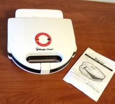 Magic Chef Sandwich Toaster Model #TSK-245 - €17,45 EUR