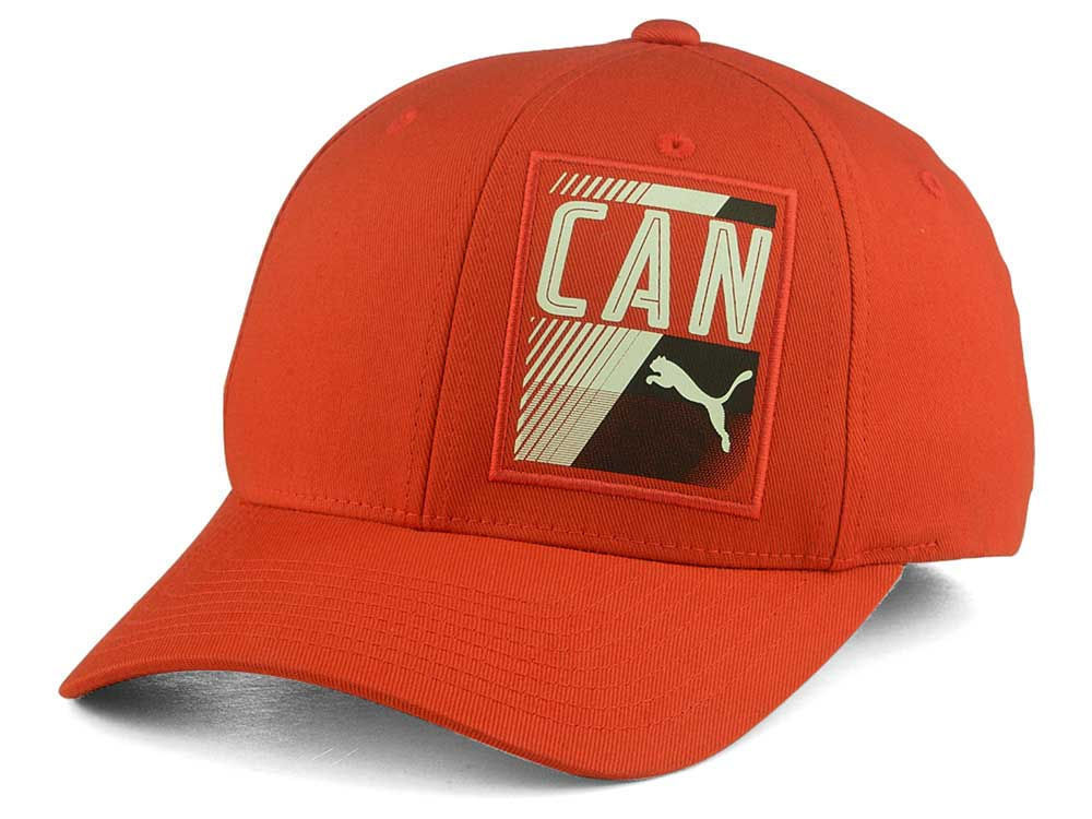 buy online 97d2d cb38e Puma Canada Country Red Stretch Fitted and 30 similar items
