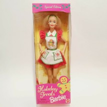 Vintage Holiday Treats Barbie Doll Special Edition 1997 Mattel 17236 NRF... - $23.74