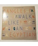 The Bangles- Walk Like an Egyptian 1985 Colombia Single Record 44-05935 - $9.85