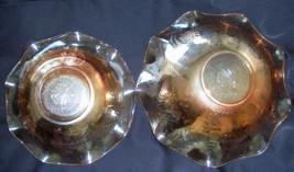 Jeannette Louisa Iridescent Glass Serving Bowls - $34.99