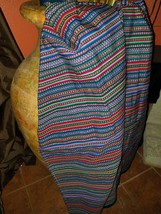 Tapestry blanket Andes rustic style  - $45.00
