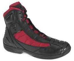 4195.00 Bates Beltline Performance Men's Motorcycle Boots Black/Red, Siz... - $79.19