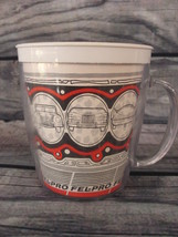 Fel Pro Automotive Gaskets Promotional Plastic Cup Mug G&C Auto Supply VTG  - $15.83