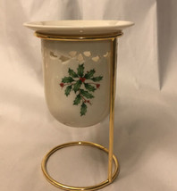 Lenox Holly Votive With Stand - $14.85