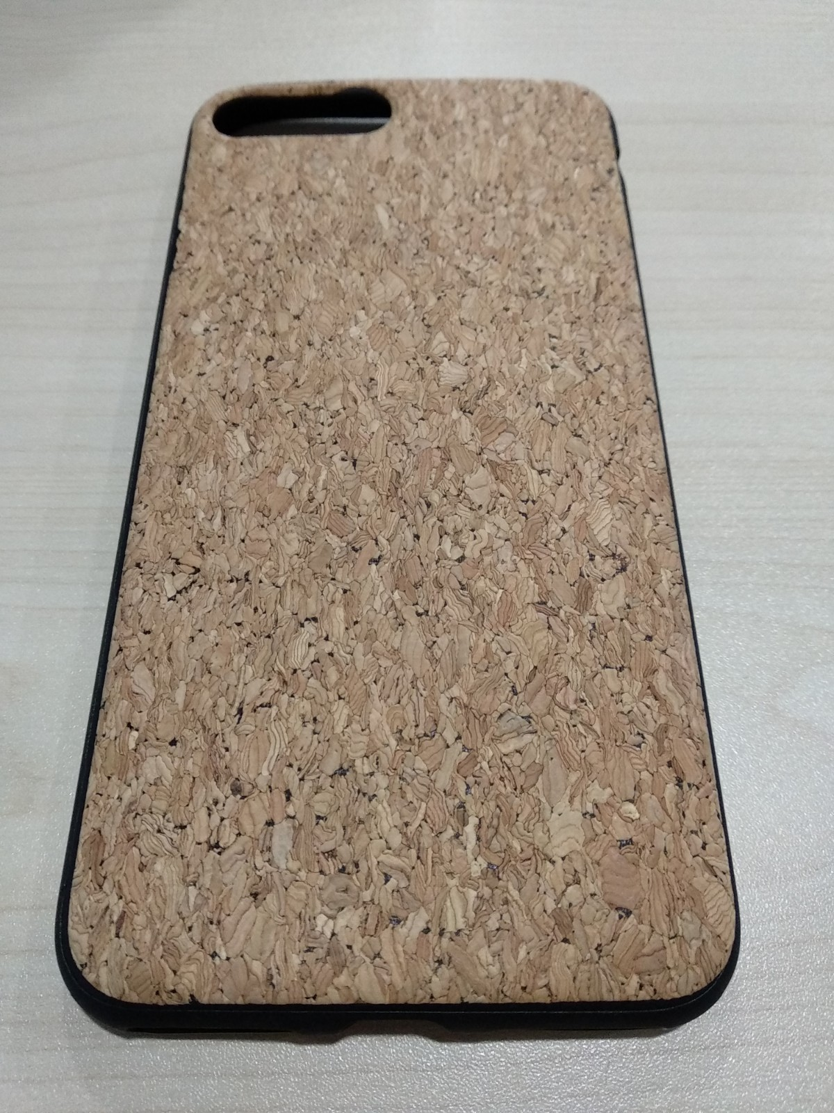 EcoQuote iPhone 7 Plus / 8 Plus Handmade Phone TPU + Soft Case Cork Finishing